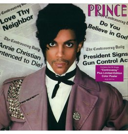 Warner Music Group Prince - Controversy