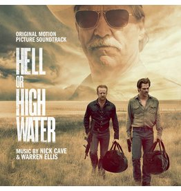 Warner Music Group Nick Cave and Warren Ellis - Hell Or High Water OST
