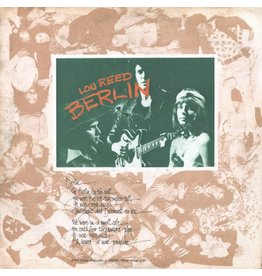 Sony Music Entertainment Lou Reed - Berlin