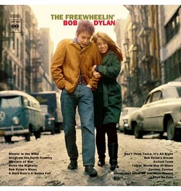 Sony Music Entertainment Bob Dylan - The Freewheelin' Bob Dylan