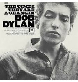 Sony Music Entertainment Bob Dylan - The Times They Are A Changin'