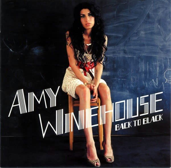 Universal Amy Winehouse - Back To Black