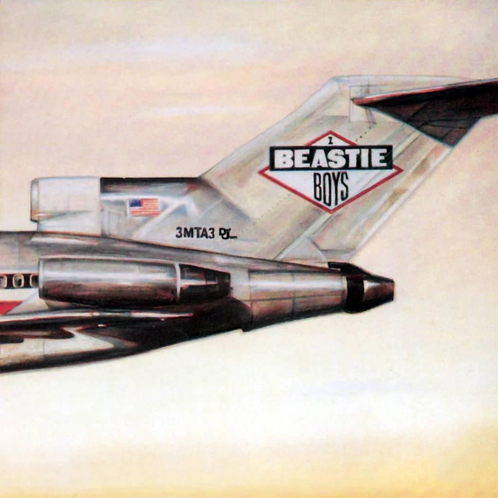 Universal Beastie Boys - Licensed To Ill