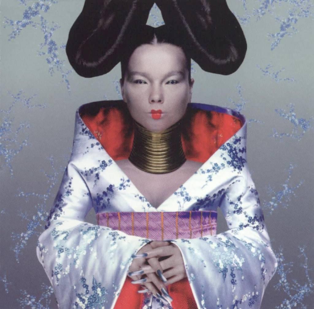 Universal Björk - Homogenic