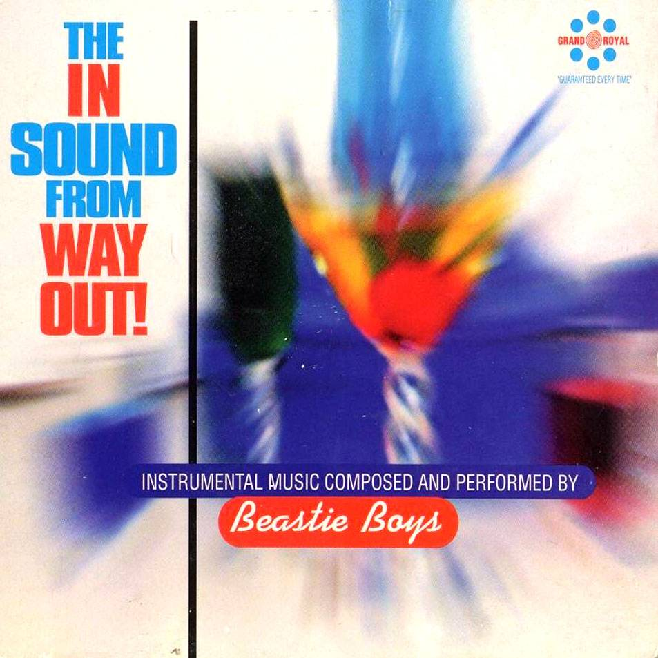 Universal Beastie Boys - The In Sound From Way Out
