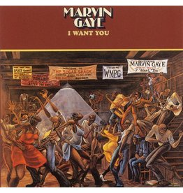 Universal Marvin Gaye - I Want You