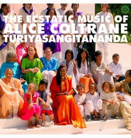 K7 Alice Coltrane - World Spirituality Classics 1