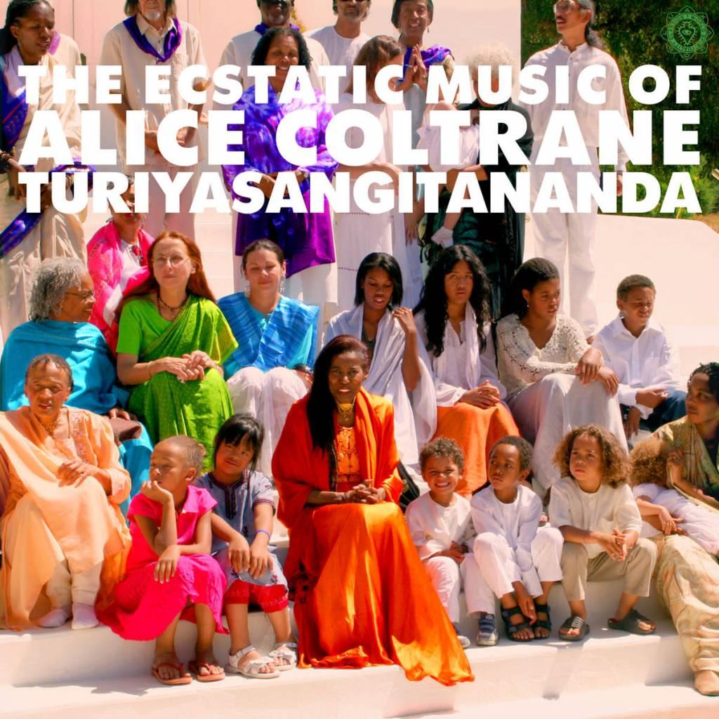 K7 Alice Coltrane - World Spirituality Classics 1