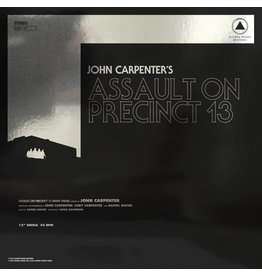 Sacred Bones Records John Carpenter - Assualt On Precinct 13/The Fog