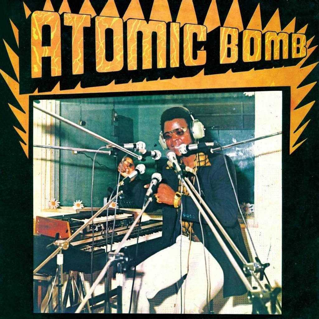 K7 William Onyeabor - Atomic Bomb