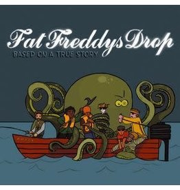 K7 Fat Freddy's Drop - Based On A True Story