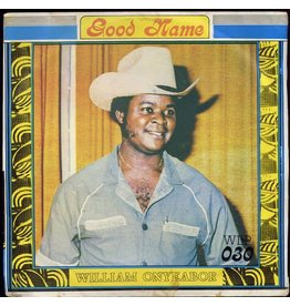 K7 William Onyeabor - Good Name