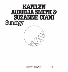 RVNG Kaitlyn Aurelia Smith & Suzanne Ciani - FRKWYS Vol. 13 Sunergy