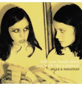 Jeepster Records Belle & Sebastian - Fold Your Hands Child