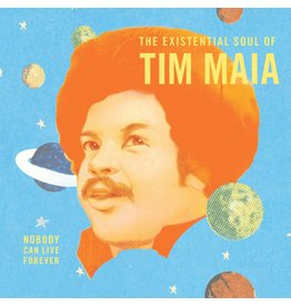 K7 Tim Maia - World Psychededlic Classics