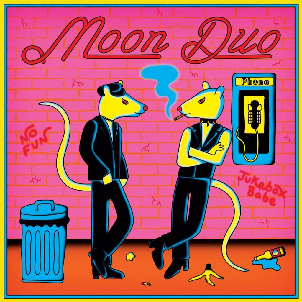 Sacred Bones Records Moon Duo - Jukebox Babe/No Fun