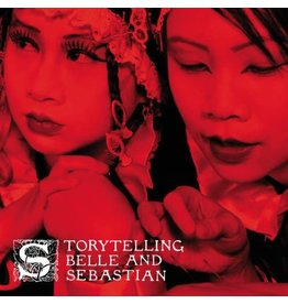 Jeepster Records Belle & Sebastian - Storytelling
