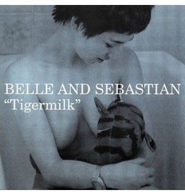 Jeepster Records Belle & Sebastian - Tigermilk