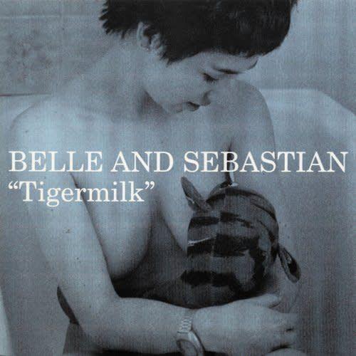 Jeepster Records Belle & Sebastian - Tigermilk