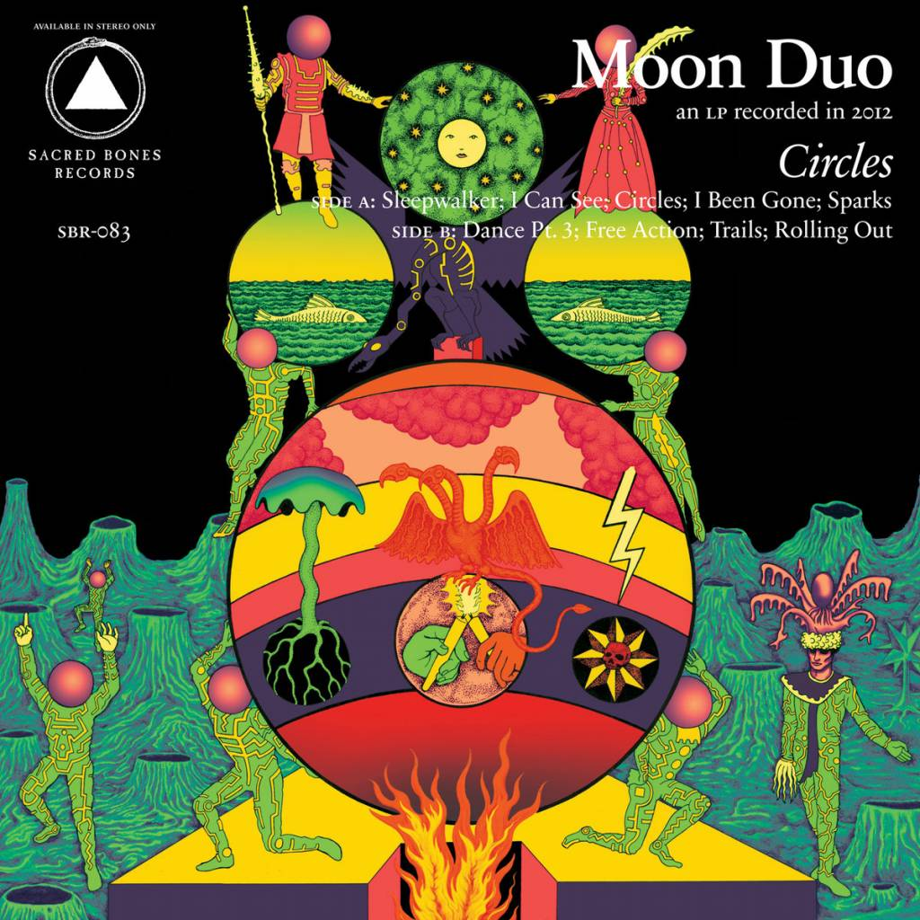 Souterrain Transmissions Moon Duo - Circles