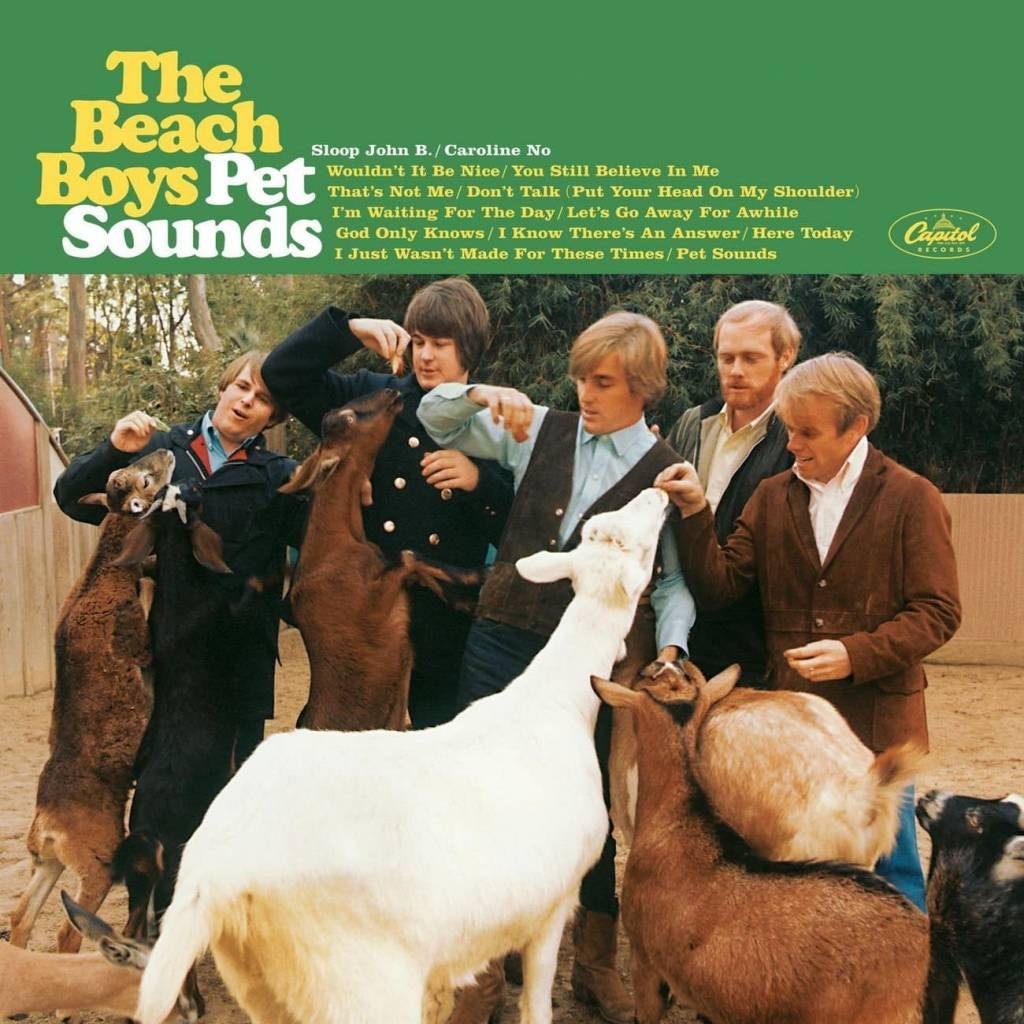 Universal The Beach Boys - Pet Sounds (Mono)