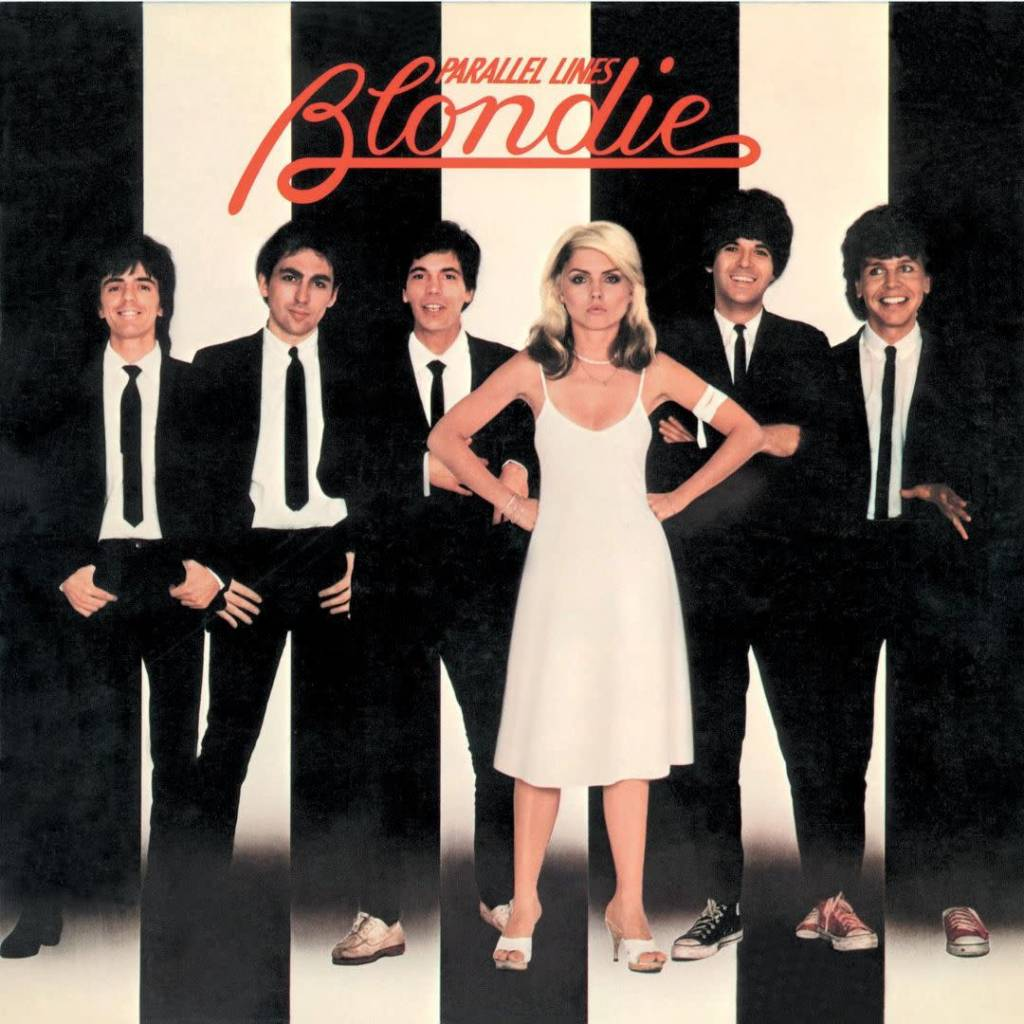 Universal Blondie - Parallel Lines