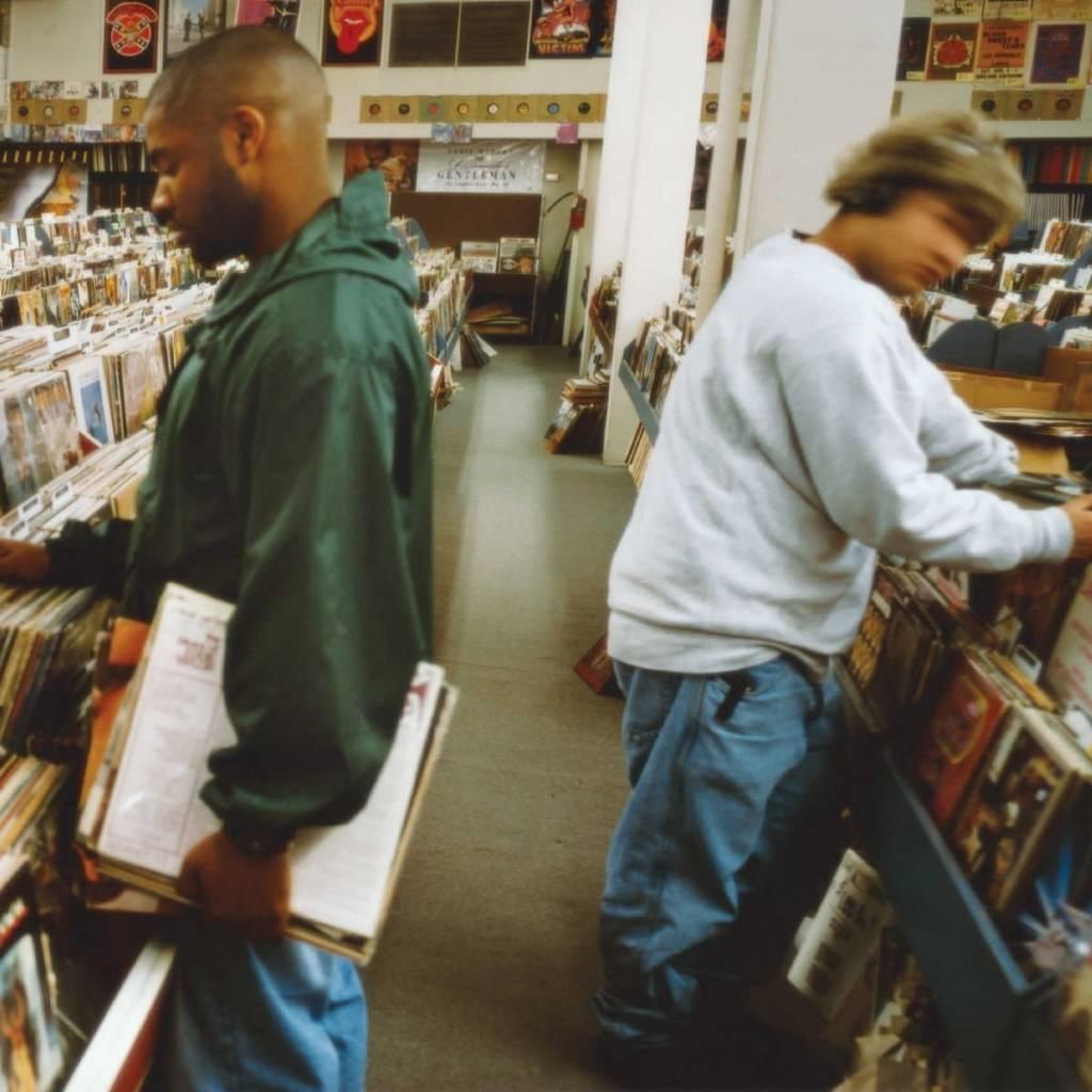 Universal DJ Shadow - Endtroducing…
