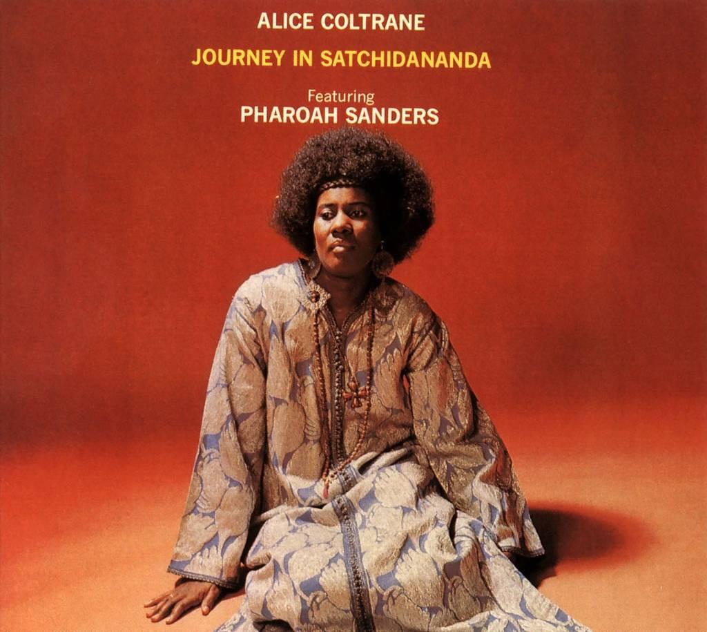 Universal Alice Coltrane - Journey In Satchidananda