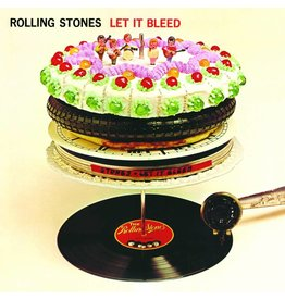 Universal The Rolling Stones - Let It Bleed