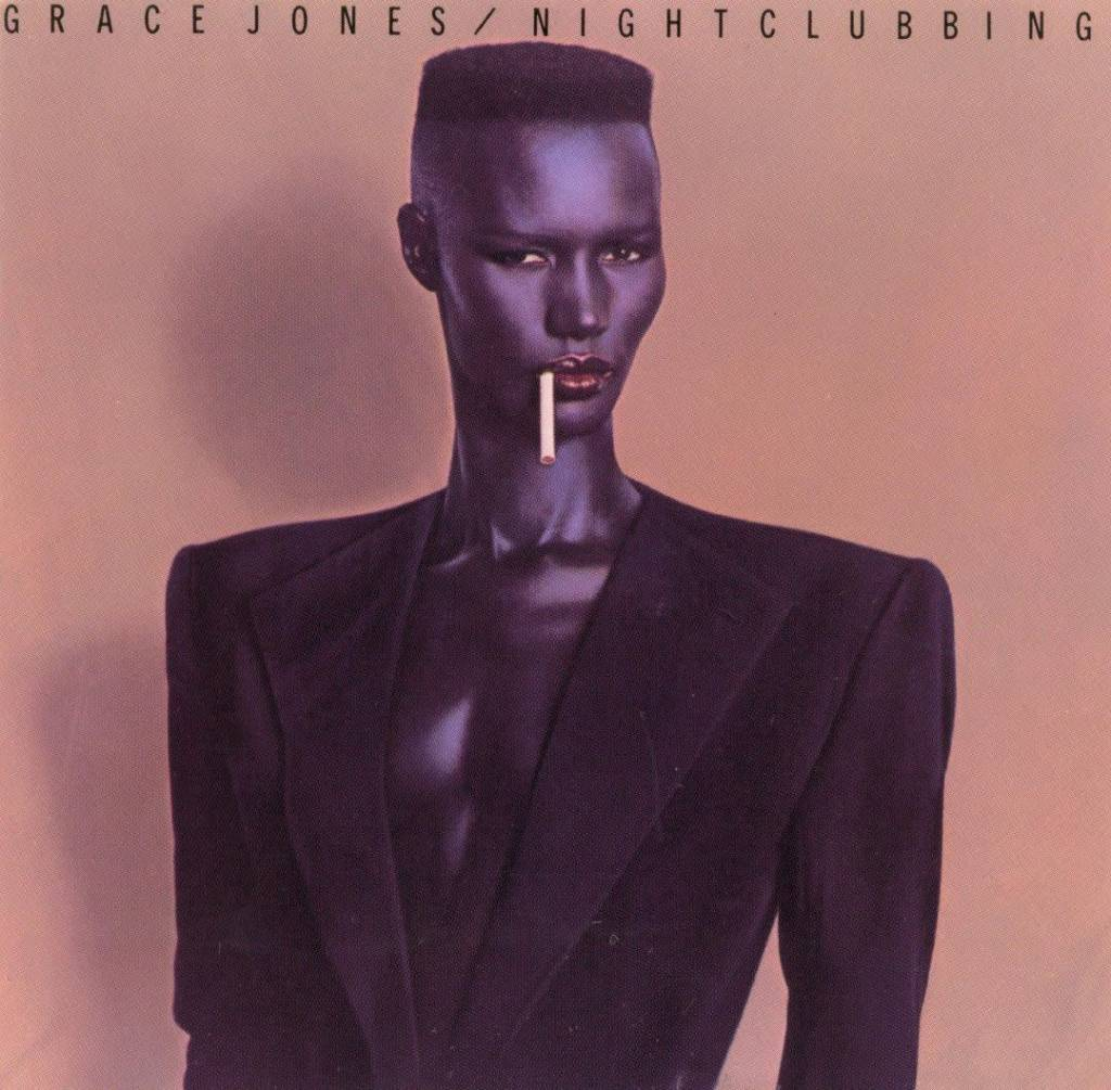 Universal Grace Jones - Nightclubbing