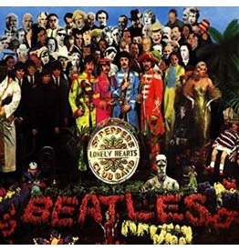 Universal The Beatles - Sgt. Pepper's Lonely Hearts Club Band