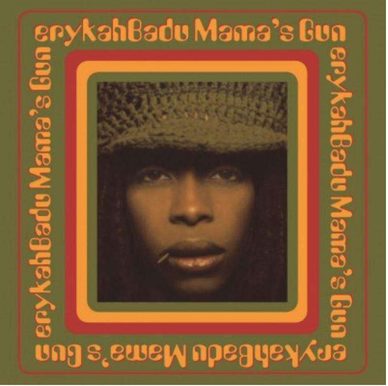 Music On Vinyl Erykah Badu - Mama's Gun