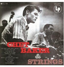 Music On Vinyl Chet Baker - With Strings