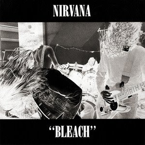 Sub Pop Records Nirvana - Bleach