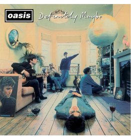 Big Brother Oasis - Definitely Maybe