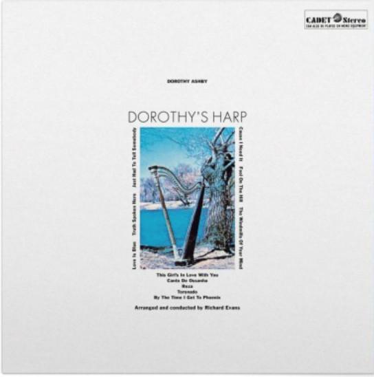 Music On Vinyl Dorothy Ashby - Dorothy's Harp