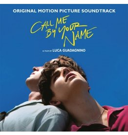 Music On Vinyl OST - Call Me By Your Name