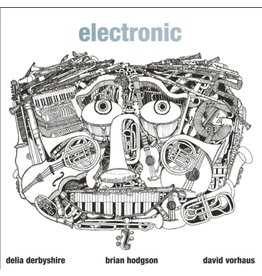 Silva Screen Derbyshire/Hodgson/Vorhaus - Electronic