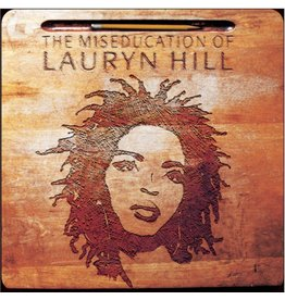 Warner Music Group Lauryn Hill - The Miseducation Of Lauryn Hill