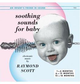 Music On Vinyl Raymond Scott - Soothing Sounds For Baby Vols 1-3