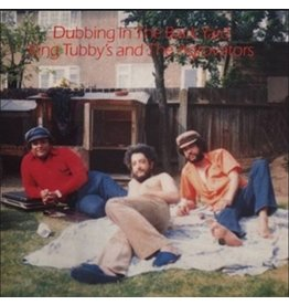 Pressure Sounds King Tubby & Aggrovators - Dubbing in the Back Yard