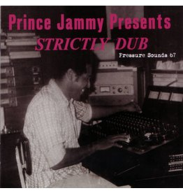 Pressure Sounds Prince Jammy - Presents Strictly Dub