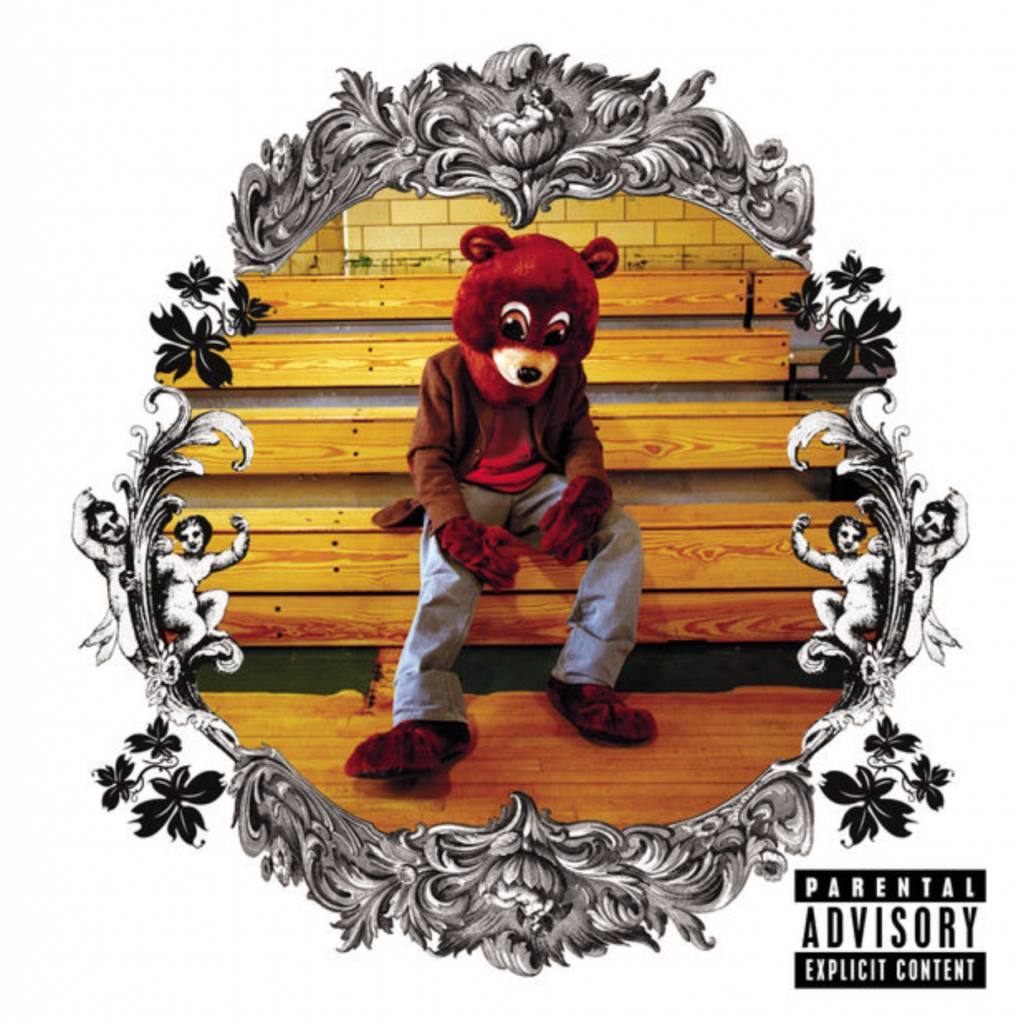 Roc-A-Fella Records Kanye West - College Dropout