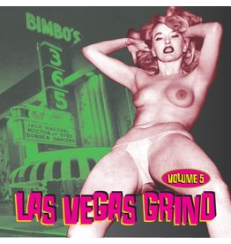 Crypt Records Various - Las Vegas Grind Vol. 5