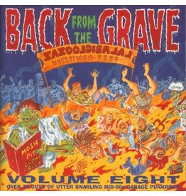 Crypt Records Various - Back From The Grave Vol. 8