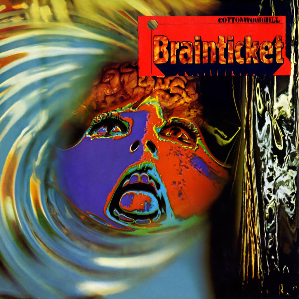 Lilith Records Brainticket - Cottonwoodhill