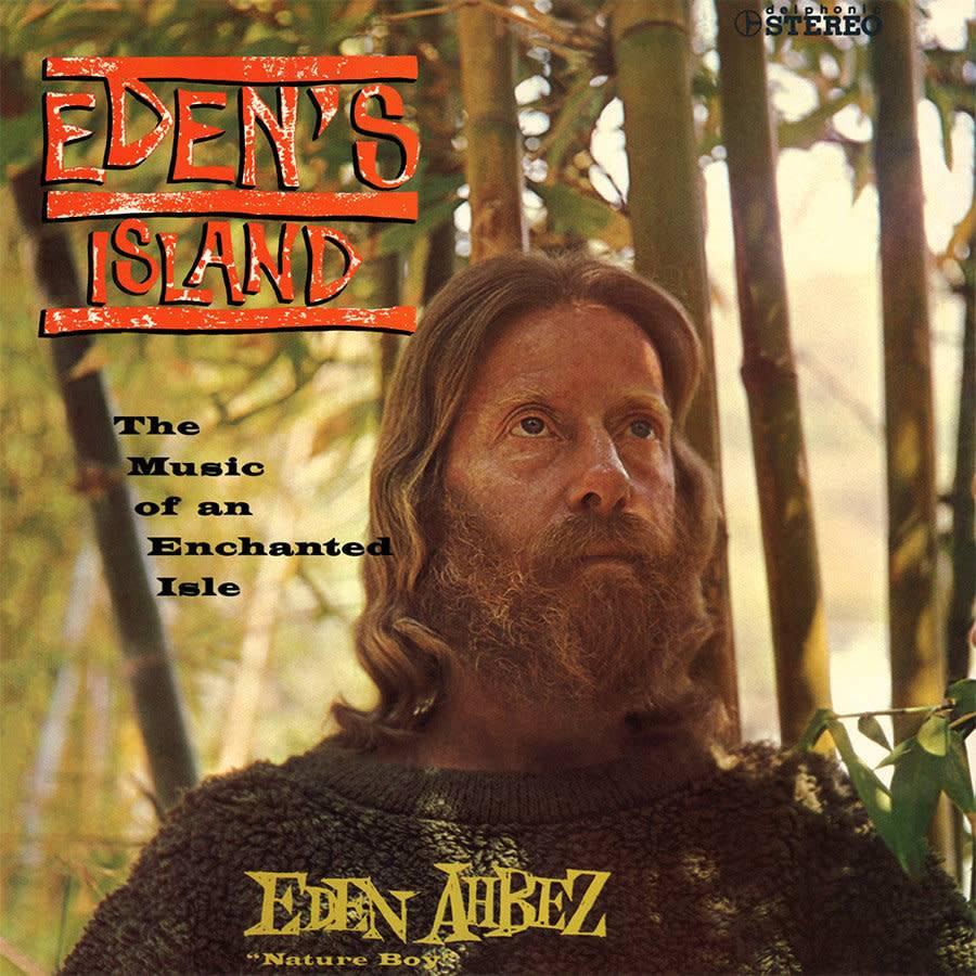 Fantome Phonographique Eden Ahbez - Eden's Island