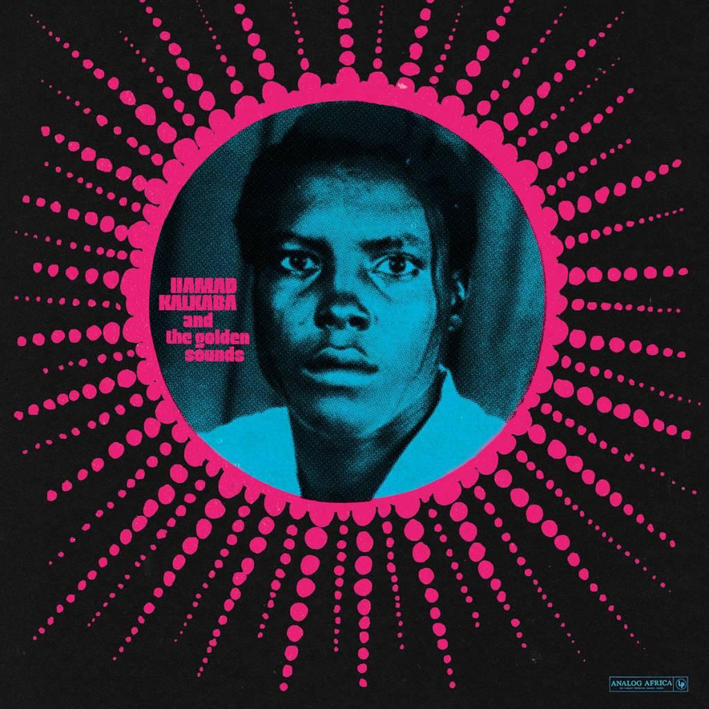 Analog Africa Hamad Kalkaba & The Golden Sounds - 1974-1975