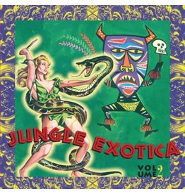 Crypt Records Various - Jungle Exotica Vol. 2