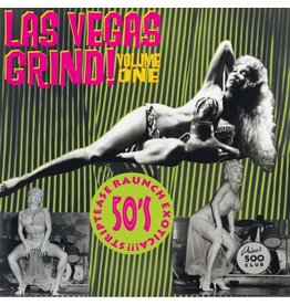 Crypt Records Various - Las Vegas Grind!